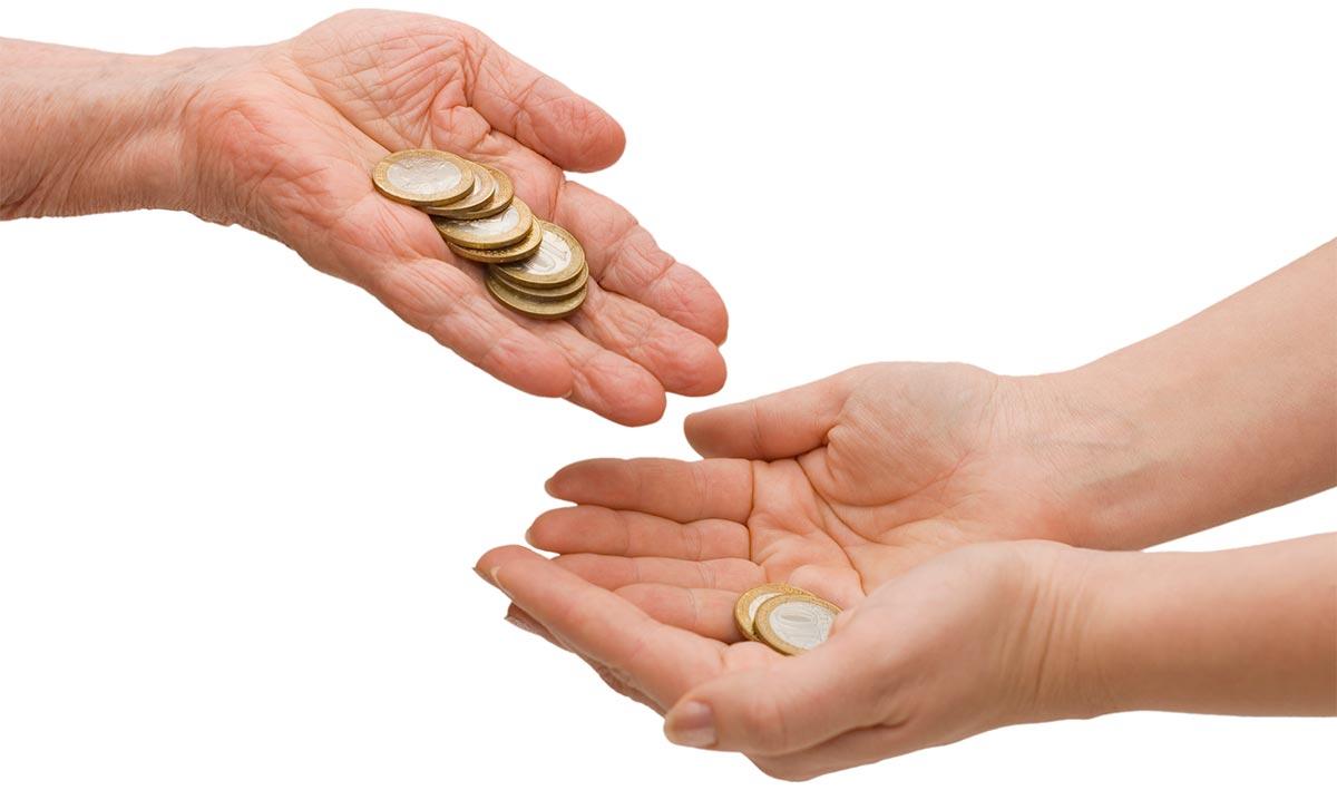 ISA inheritance rules