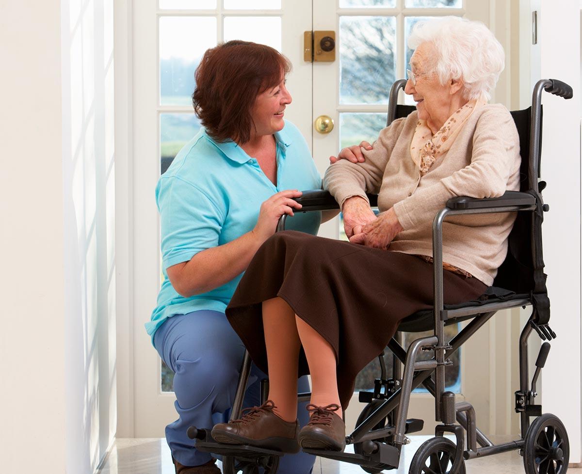 carer-provide a pension