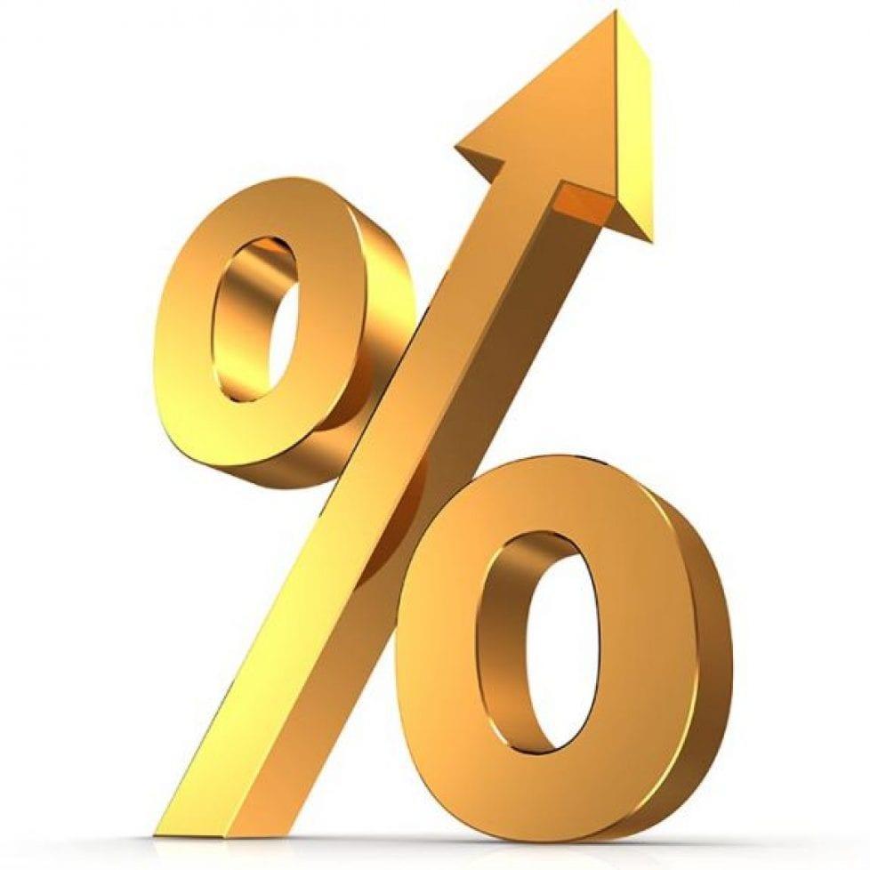 Interest rates creeping up