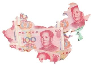 China emerges on to the investment stage