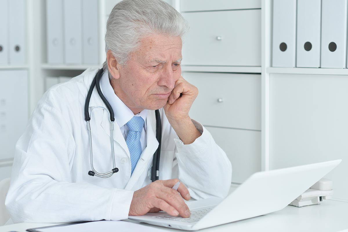 Doctors tapering off