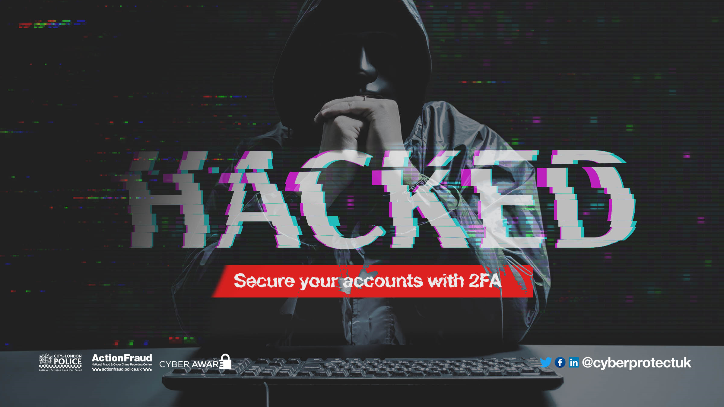 stop your online accounts getting hacked