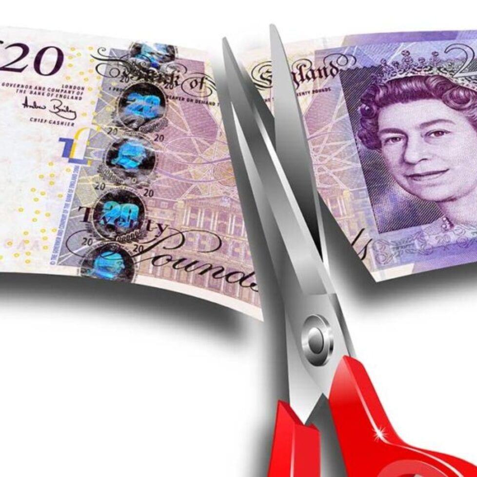 dividend cuts